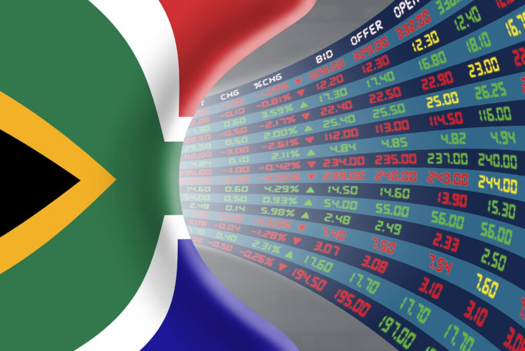 Forex broker in South Africa